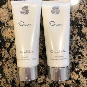 **Lot of 2** Body Lotion & Bath Lotion NEW  3.4oz